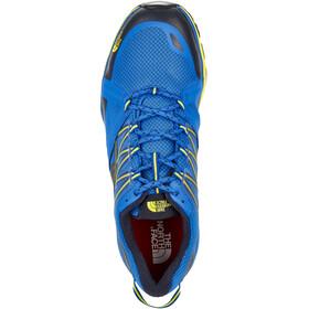The North Face M's Hedgehog Fastpack Lite II GTX Shoes Blue Quartz/Blazing Yellw